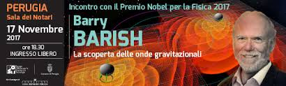 3D all'evento Premio Nobel per la fisica